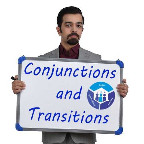 conjunctions and transitions
