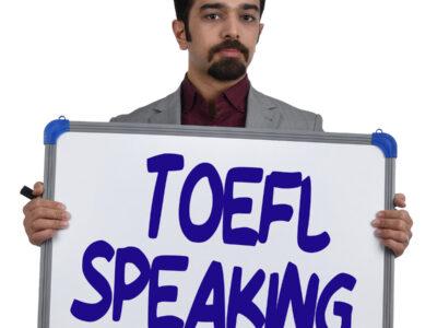 TOEFL Speaking